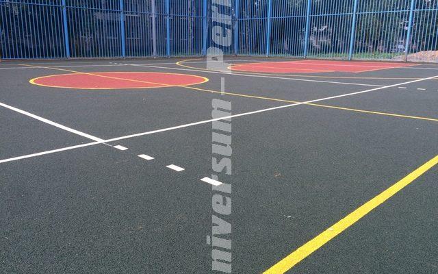 Спортивный город!!! Новая спортивная площадка во дворе дома по Ул.Самолетная 44