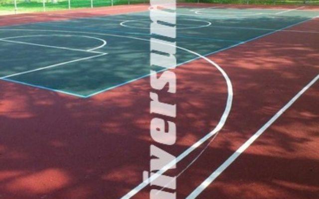 Спортивная площадка на Ул. 9-мая