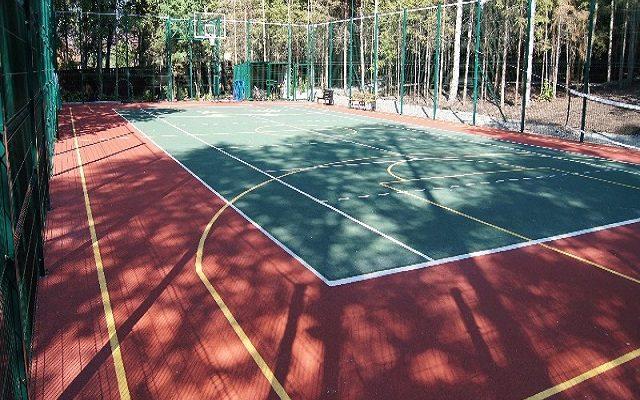 Универсальная частная спортивная площадка в поселке Хохловка