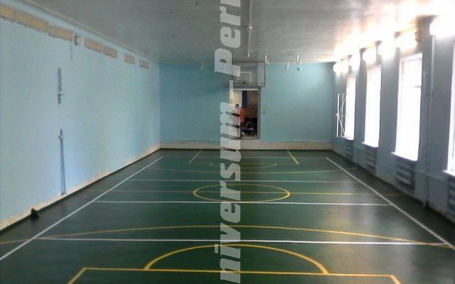 Спортивный зал гимназии №5 на Ул. Ким 90