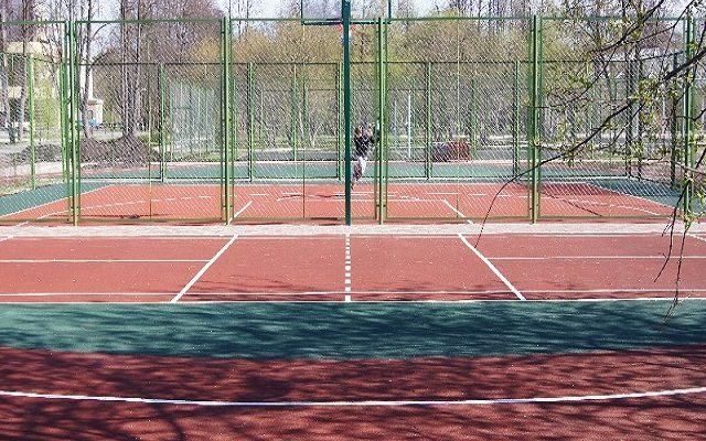 Спортивный комплекс в санатории «КЛЮЧИ»