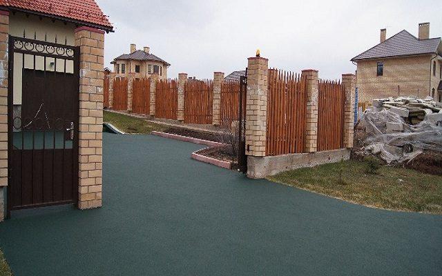 Благоустройство придомовой территории загородного дома в поселке «Протасы»