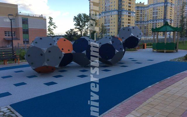 Детская площадка , г. Екатеринбург