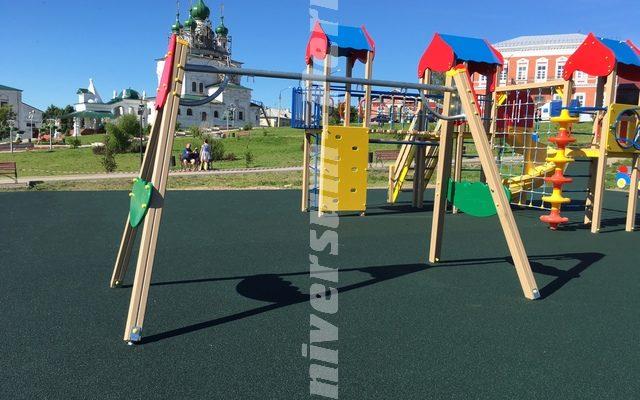 Детская площадка г. Соликамск