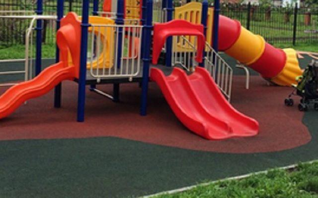 Детская площадка. Поселок «Ляды»