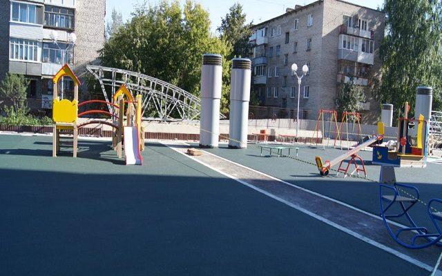 Новый жилой комплекс «Пермские Медведи» на ул. Рабочая 7
