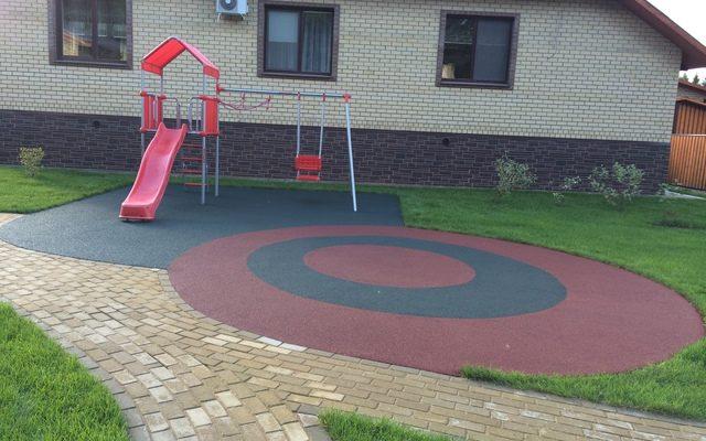 Детская площадка пос. «Троицкие поляны 4»