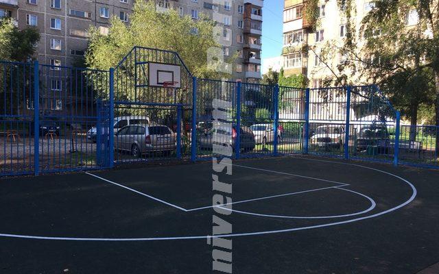 М-р. Парковый , спортивная площадка!