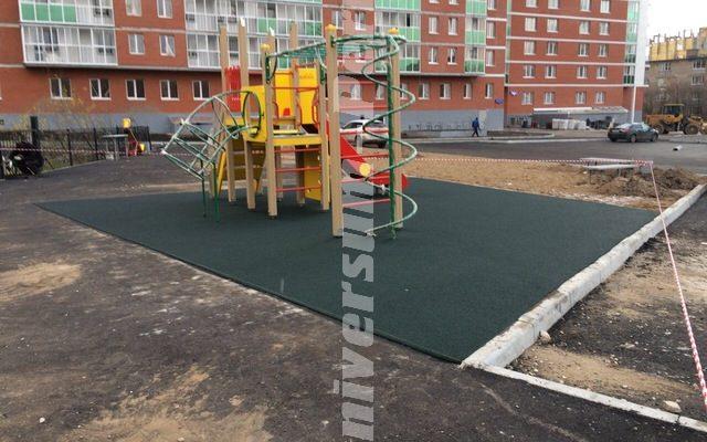 Детские площадки, жилой комплекс «Данилиха»