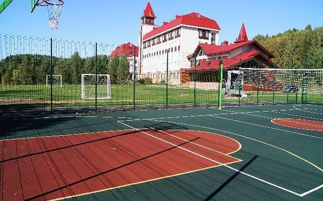 Спортивный комплекс санатория «Демидково»