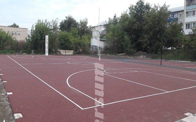 Спортивные площадки, город Кунгур