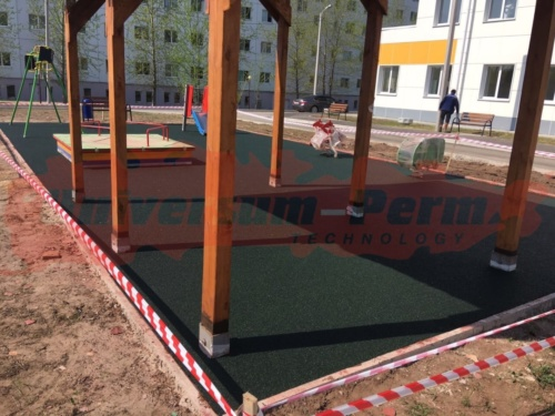 Детская площадка г.Соликамск