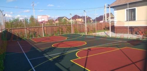 Частная спортивная площадка пос. Култаево