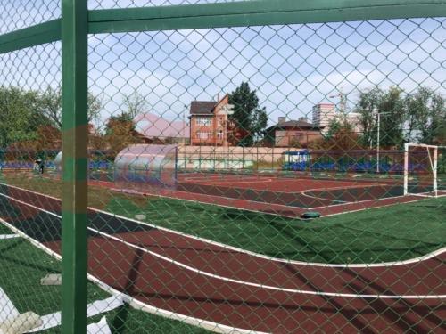 Стадион, Школы для детей с ограниченными возможностями. Ул Самарканская