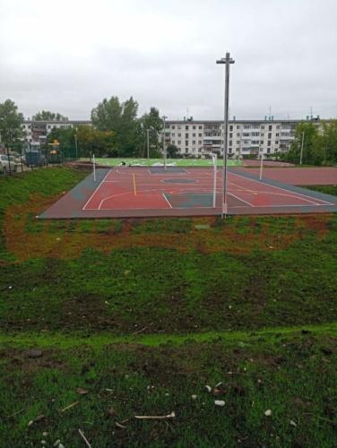 Стадион пос. Чайковский