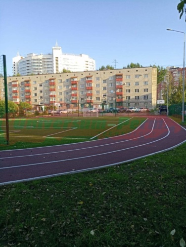 Стадион г. Пермь ул. Мира 26