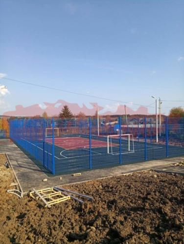 Спортивная площадка посёлок Курашим