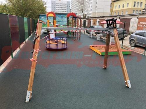 Детская площадка ул. Елькина 39
