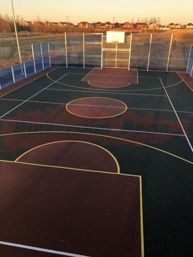Спортивная площадка М-р Горци