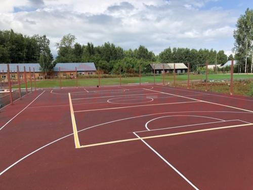 Стадион посёлок Частые