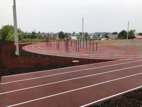Стадион, посёлок Фоки