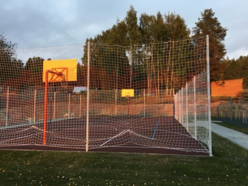 Стадион посёлка Затон, Пермский край