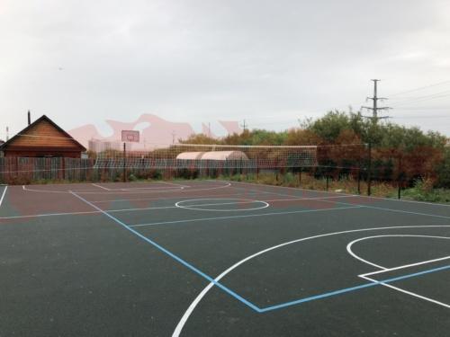 Спортивная частная Площадка пос. Кондратово