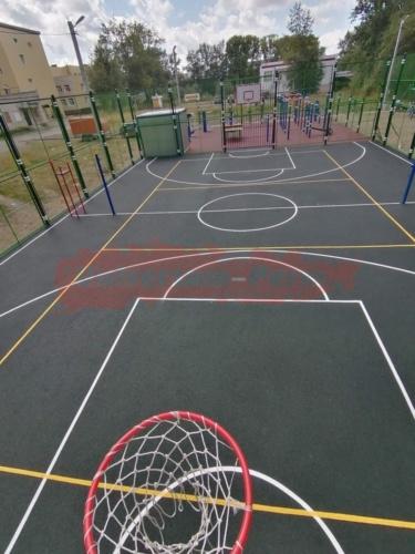 Спортивная площадка, г. Березники