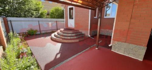 Придомовая территория, частный дом, пос. Култаево