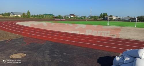 Стадион, г. Чердынь